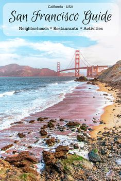 San Francisco has so many exciting things to do and so many great places to explore. So here are my ten things to tick off your bucket list in San Francisco. Best Us Vacations, Family Vacations, Amazing Destinations, Travel Destinations, Best Amusement Parks, Best Weekend Getaways, Single Travel, Costa Rica Travel, Pura Vida