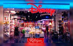 Hasta un 50% menos en juguetes y accesorios en Disney Store
