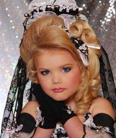 Informative essay on child beauty pageants?