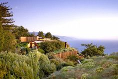 The Most Picture-Perfect Inns in America via @mydomaine: Post Ranch Inn, Big Sur, California