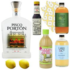 Pisco Punch & Sour | Crafted Taste Cocktails