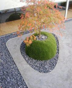 Modern landscaping by Vertus - http://www.interiordesign2014.com/interior-design-ideas/modern-landscaping-by-vertus/