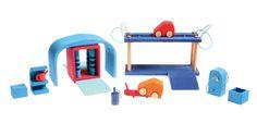 Mobile Autowelt | TIERE UND FAHRZEUGE | Produkte | Grimms Spiel und Holz Design