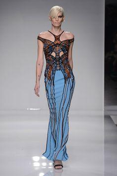 Atelier Versace Haute Couture Summer 2016