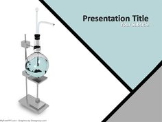 Free science laboratory powerpoint template science experiment powerpoint template toneelgroepblik Choice Image