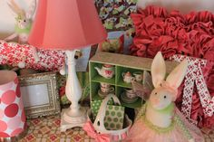 """Adorable! The """"Margaret"""" Collection for a little girl's bedroom via @elizonthego"""