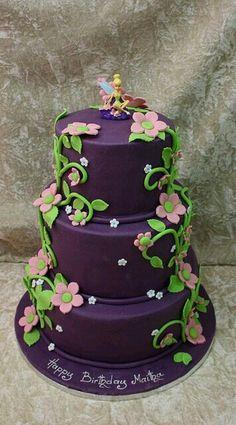 Tingerbell cake