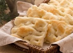 """Focaccia from Genoa  The focaccia from Genoa, called in dialect """"a fügassa"""", is a traditional recipe of Ligurian cuisine, and its original preparation is so rooted in Genoa people, that the focaccia is now under the protection of the Slowfood Association. The origins of the true focaccia from Genoa date back to time out of mind, so much so that now it's prepared anywhere in the world, even if it's practically impossible to recreate the same fragrance outside of the city of Genoa. The…"""