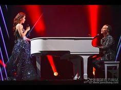 "[Live] 張靚穎Jane Zhang ""Writing's On The Wall"" 007: Spectre (湖南衛視《天天向上》) - YouTube"