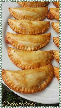 Empanadillas de atun sin aceite!!! Www.facebook.com/ dulcemielcake Dulcemielcake. Blogspot. Com #empanadillas #atun #crujientes #ceroaceite