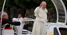 Papa Francesco durante il suo viaggio a Cuba (AP)