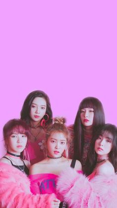 Bad Boy Down   #Irene #Seulgi #Wendy #Joy #Yeri // #BadBoy #RedVelvet