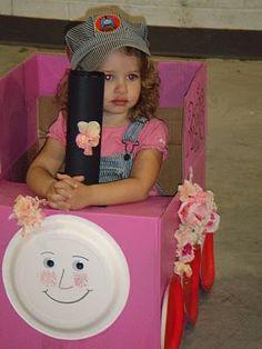 Fun Rosie the Train play box!