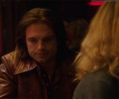 """lowkeysebastianstan: """" Sebastian Stan as Clay Appuzzo in I'm Dying Up Here (2017) A fair bit of new footage. I still can't fucking breathe. And yes. Those last two are not from the latest video, I..."""
