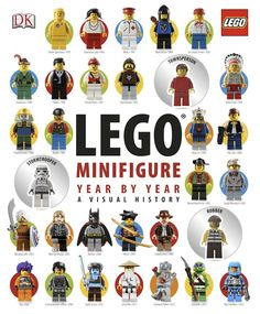 Un mini book qui rend hommage aux figurines LEGOIl etait une pub – Le blog d'actualite publicitaire