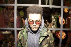 The most talented Modern RnB artist to date, Abel Tesfaye aka The Weeknd.