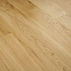 City Solid Click European Oak Brushed & Matt Lacquered Flooring