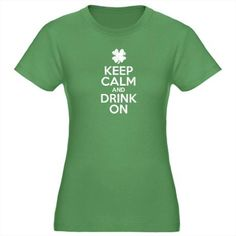 That's right :) Irish ladies would agree