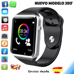 Reloj Inteligente SmartWatch Smart Watch para Android iOS Samsung iPhone LG HTC