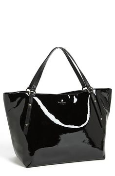 c6d85384e4 kate spade new york  jackson square - sophie  patent leather tote