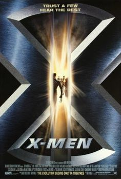 X-Men movie poster Lived ALL the XMen movies