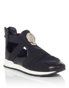 """PHILIPP PLEIN RUNNER """"MAD"""". #philippplein #shoes #"""
