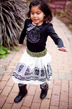 Adorable outfit from Itzi&Bitzi