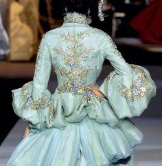 Dior. 60th anniversary show.