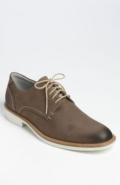 ECCO  Biarritz  Perforated Oxford available at  Nordstrom Ecco Shoes Mens a6c496c34