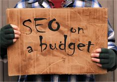 No Money for Professional SEO? Professional SEO can be expensive. Getting ranked higher without the budget to is no easy ta Inbound Marketing, Digital Marketing, Website Optimization, Seo, Budgeting, Money, Tags, Design, Budget Organization