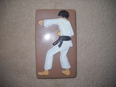 1 chocolate karate martial arts ninja puncher favor lollipops lollipop | sapphirechocolates - Edibles on ArtFire