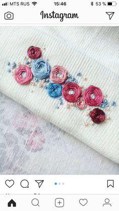 Kurti, Hand Embroidery, Needlework, Cross Stitch, Needlepoint, Embroidery, Craft Work, Dressmaking, Punto De Cruz
