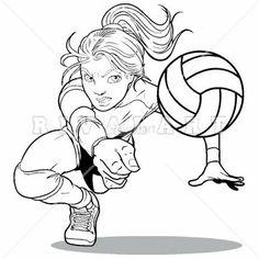 Voleibol Imágenes De Archivo, Vectores, Voleibol Fotos