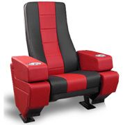 The Theater Seat Store -- Where you can get all sorts of seating for home theaters, with dozens of customizing options!