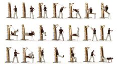 Diy Home Gym, Gym Room At Home, Gym Workouts, At Home Workouts, Gym Showers, Wellness Fitness, Sports Equipment, Academia, Tour