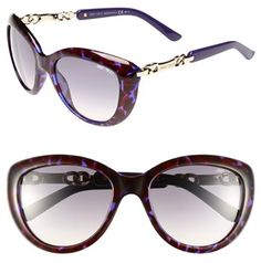 873817c5d26 Jimmy Choo  Wigmore  54mm Sunglasses available at  Nordstrom Italian  Sunglasses