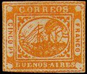 Rare Argentina Stamps | Gallery
