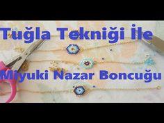 NAZAR BONCUĞU BİLEKLİK - YouTube