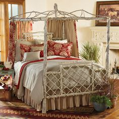 Oh my gosh! I found this bed years ago but then lost the catalog it was in! I just found the link in an old e-mail!