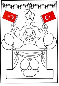 29 EKİM Turkey Holidays, National Holidays, Pre School, Special Day, My Boys, Kindergarten, Projects To Try, Snoopy, Printables
