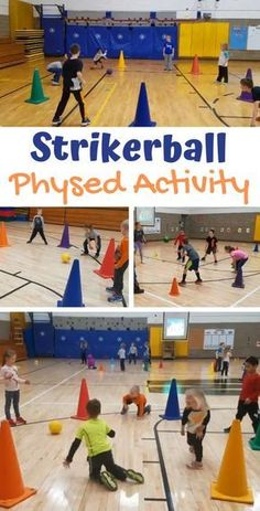 Strikerball Activity for Physical Education PE Teacher Kalie Schult shares her activity called Strikerball, a continuous game that works on many aspects including moving, striking, reaction time, and strategic play. Physical Education Activities, Elementary Physical Education, Pe Activities, Education College, Educational Activities, Education Quotes, Special Education, Physical Science, Music Education