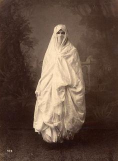 Algérienne en 1870