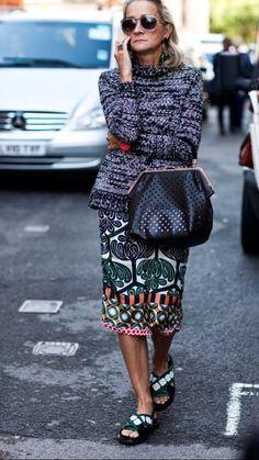 Lucinda Chambers British Vogue