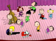 "Dance like nobody's watching. | Community Post: 17 Things We Learned From ""A Charlie Brown Christmas"""