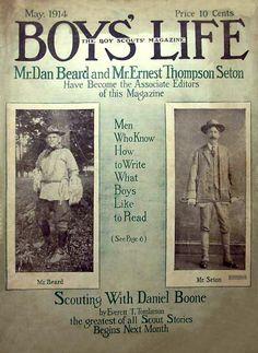 Boys' Life 1914-05