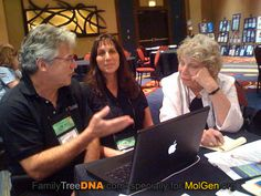 Max Blankfeld from Molecular Genealogy> Articles> Family Tree DNA: a view from outside