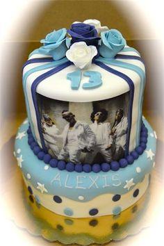 band cake