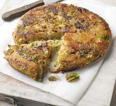 Bubble and squeak is great - not only is it made entirely from leftovers, it's perfect for taking into work for #VCLeftoverLunches