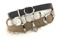 Pantofola Luxury Dog Collars, Made in Italy of Course