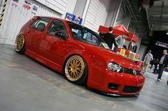 Golf Mk4's : Photo